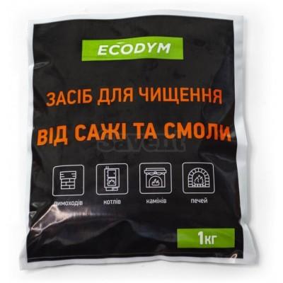 Средство Ecodym для чистки дымохода 1 кг