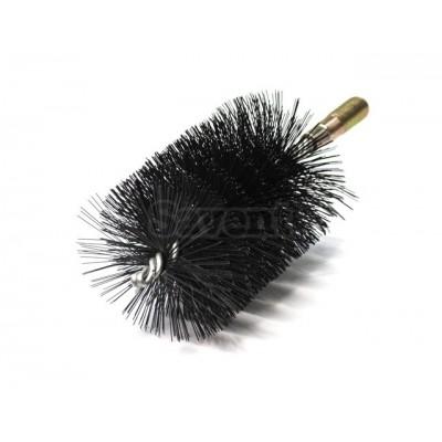 Щетка металлическая для чистки теплообменника котлов, труб Savent 70 мм