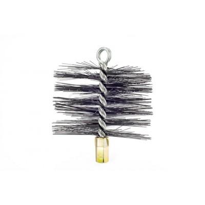 Щетка металлическая для чистки дымохода Savent 150 мм