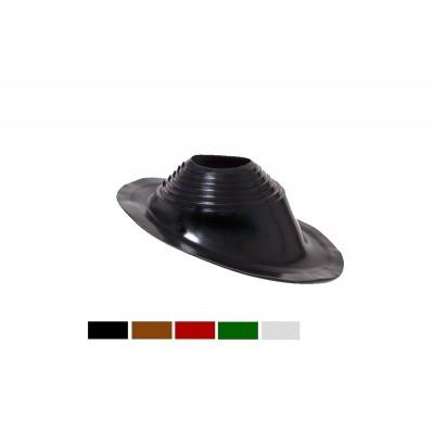 Проход кровельный Мастер Flash угловой силикон  Коричневый ,Черный, Зеленый , Красный , Серый   (200-320 мм)