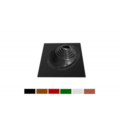 Проход кровельный Мастер Flash угловой силикон Коричневый ,Черный, Зеленый , Красный , Серый (300-450 мм)