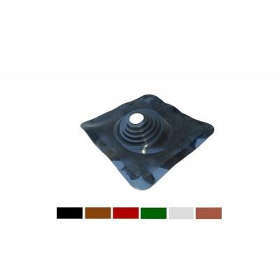 Мастер Flash 75 -200 мм ровный  силикон Коричневый ,Черный, Зеленый , Красный , Серый Проход кровельный