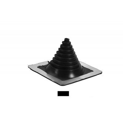 Мастер Flash 0-35 мм ровный силикон Черный  Проход кровельный